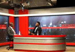 GBC 24 Interview with Moomen Tonight on Ghana Broadcasting Corporation