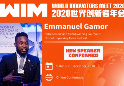 World Innovators Meet 2020 #WIM2020